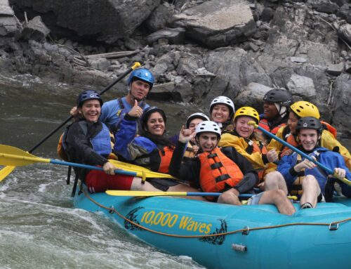 Missoula Rafting and River Rentals with LB Snow