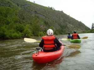 Missoula Kayaking Tours