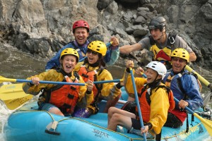 Alberton Gorge Rafting