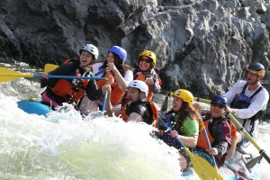 Whitewater Rafting Missoula, MT