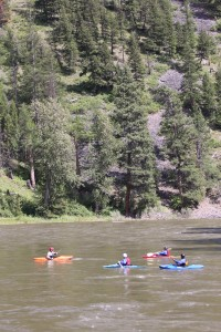 Missoula Kayaking