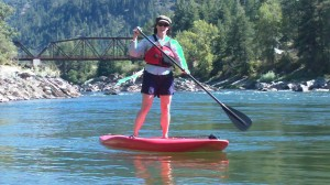 Stand Up Paddle Boarding Montana