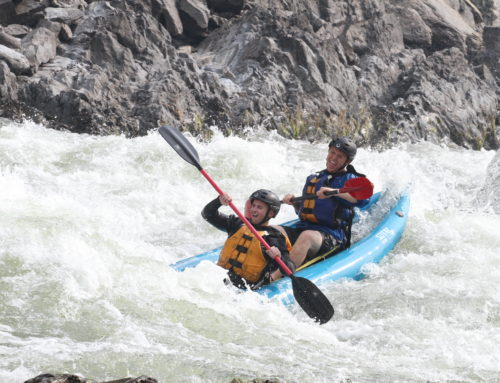 Missoula's Best Kayaking Trips