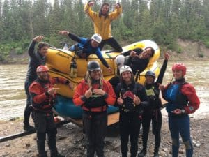 Raft Guide School