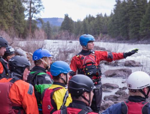 Montana Raft Guide School